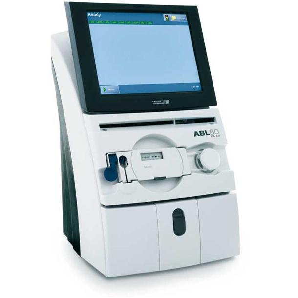 Анализатор газов крови ABL80 FLEX, версия BASIC (Radiometer)
