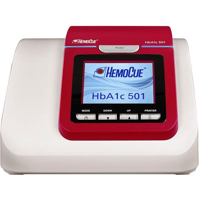 Система HemoCue® HbA1c 501 (HemoCue AB)