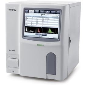 Автоматический гематологический анализатор BC-3600 (Mindray)
