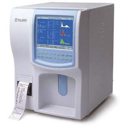 Автоматический гематологический анализатор BC 2800 (Mindray)