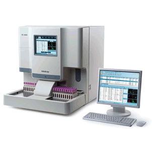 Автоматический гематологический анализатор BC-6800 (Mindray)