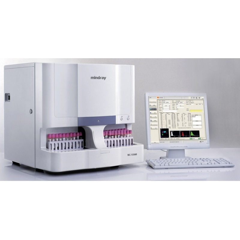 Автоматический гематологический анализатор BC-5380 (Mindray)