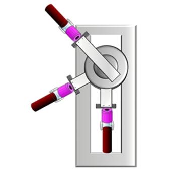 Автоматический aнализатор ВЭЖХ H50 (Mindray)