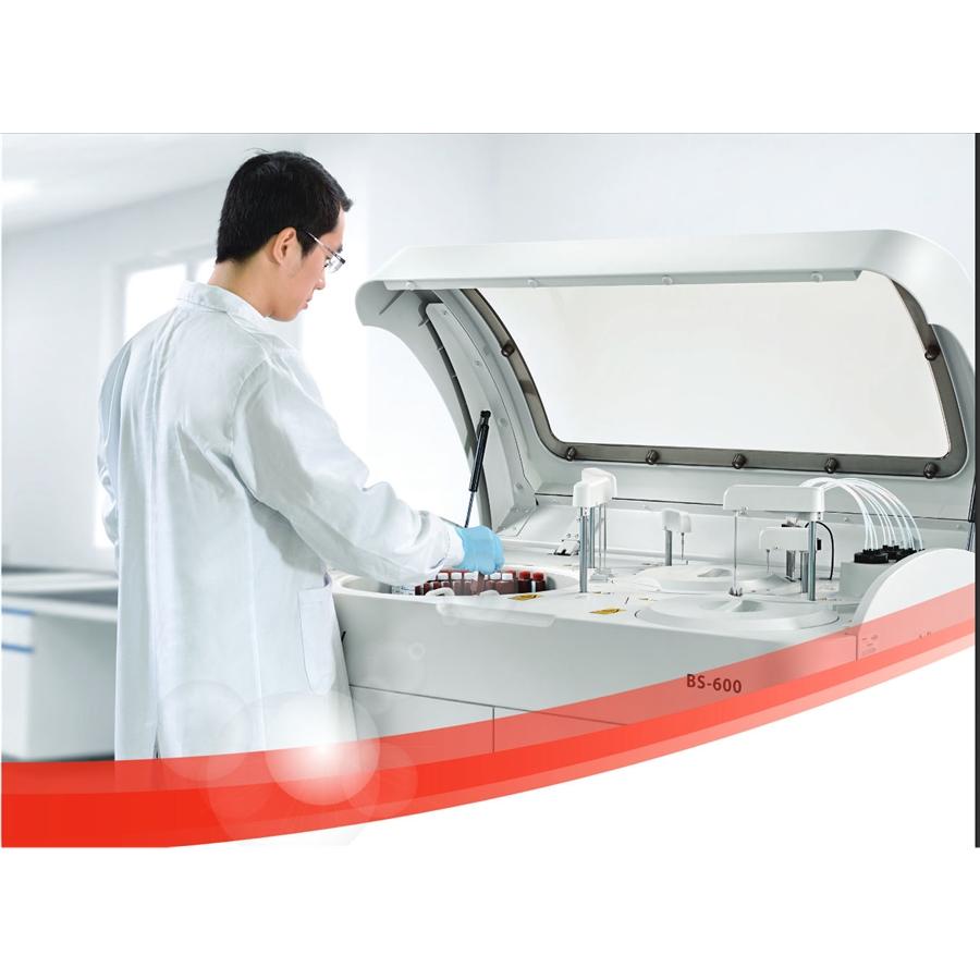 Биохимический анализатор BS-600 (Mindray)