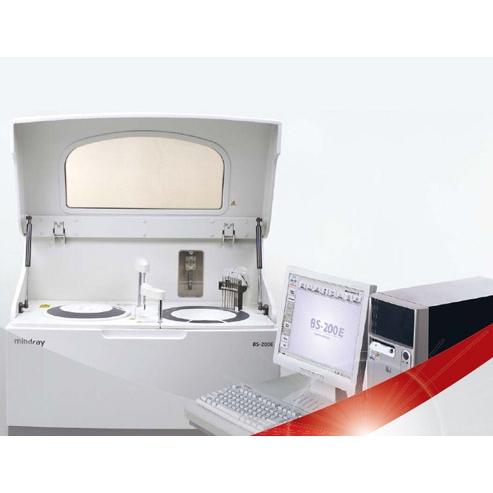 Биохимический анализатор BS-200E (Mindray)