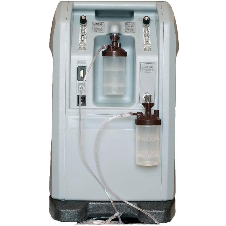 Концентратор кислорода НьюЛайф Элит с воздушным выходом (AirSep)