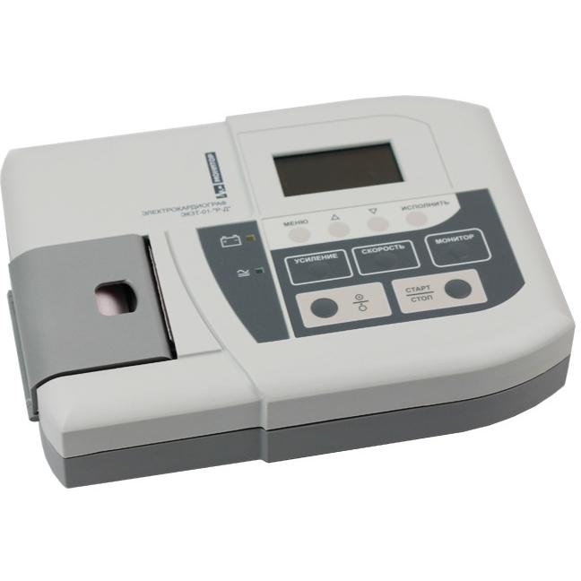 """Электрокардиограф ЭК3Т - 01 - «Р-Д» (НПП """"Монитор"""")"""