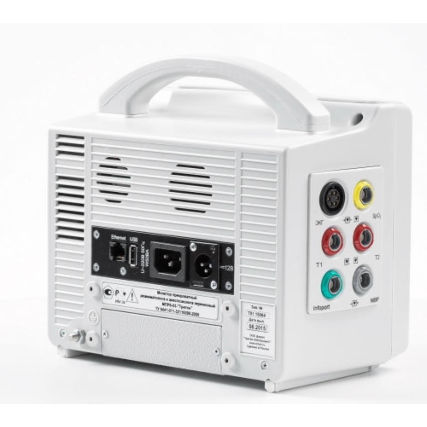 Транспортный монитор МПР 6-03 дисплей 7'' Комплект Т (Triton)