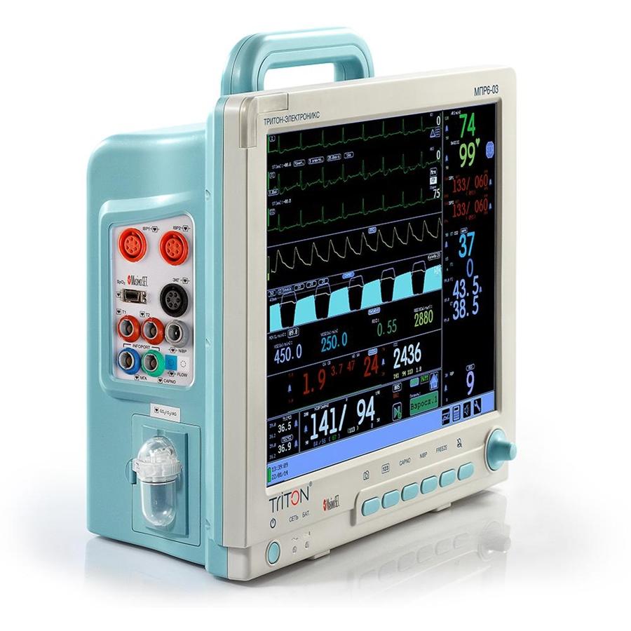 Монитор пациента неонатальный МПР 6-03 TRITON ДИСПЛЕЙ 15'' КОМПЛЕКТАЦИЯ Н1 (Triton)