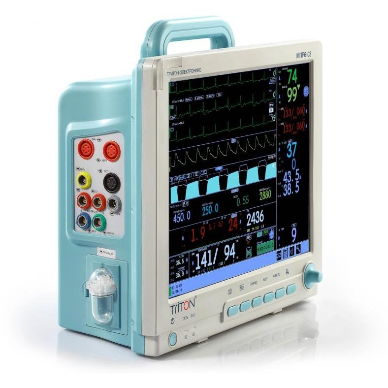 Монитор анестезиологический МПР 6-03 дисплей 15'' Комплектация А3 (Triton)