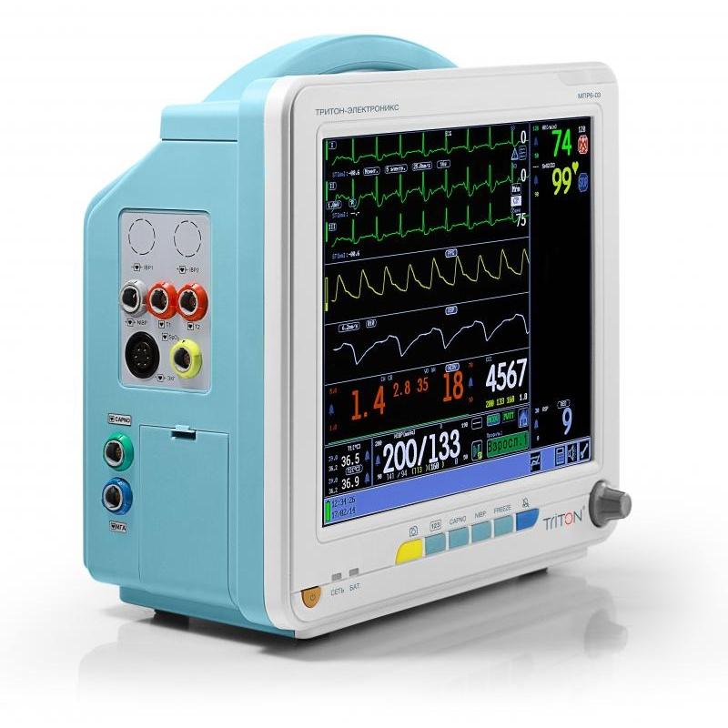 Монитор гемодинамический реанимационный МПР 6-03 TRITON дисплей 12'' Базовая комплектация (TRITON)