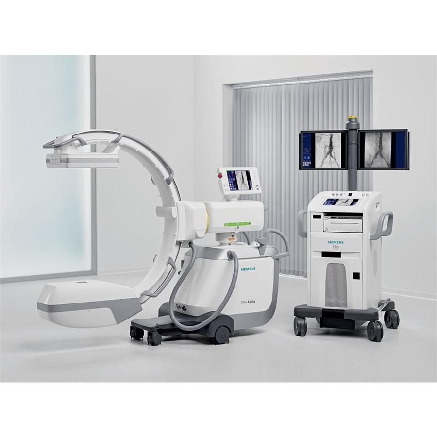 Передвижные рентгеновские аппараты с C-дугой Cios Alpha (Siemens)