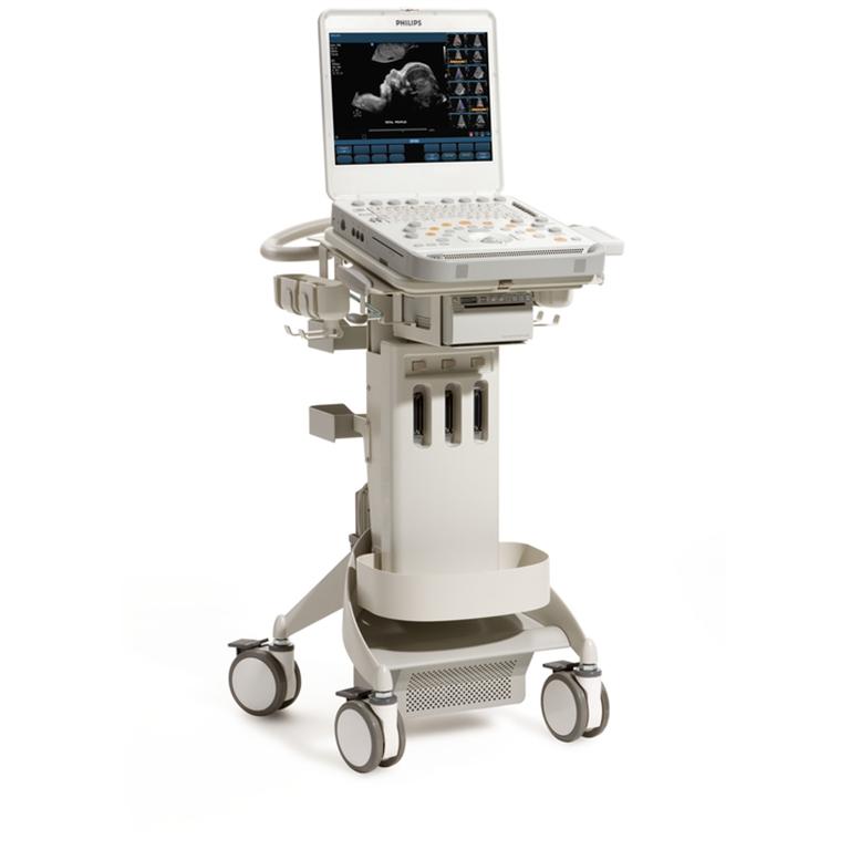 Ультразвуковая (УЗИ) система для общих исследований CX50 (Philips Healthcare)