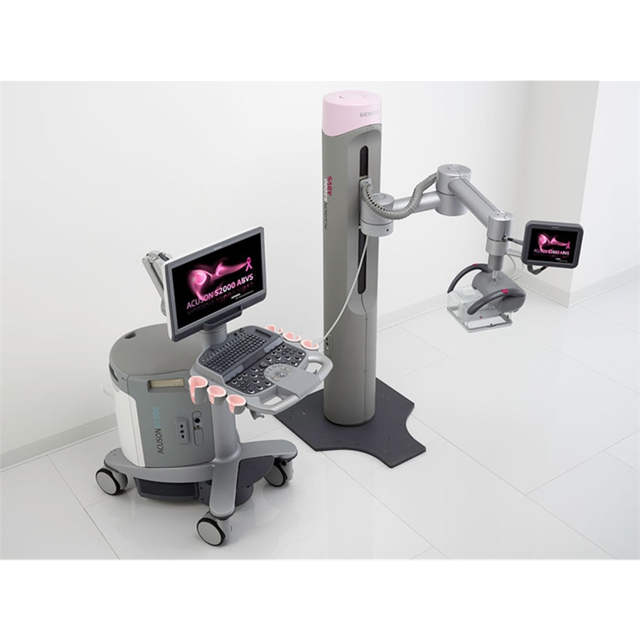 Ультразвуковая (УЗИ) система ACUSON S2000 с модулем ABVS (Siemens)