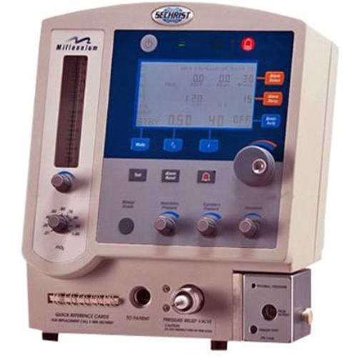 Аппарат (ИВЛ) искусственной вентиляции легких для новорожденных Millenium (Sechrist)