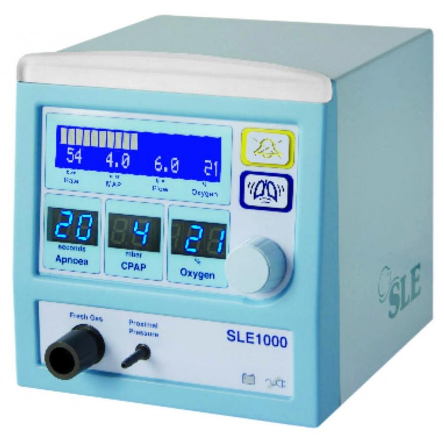 Аппарат искусственной вентиляции легких для новорожденных SLE 1000 (SLE)