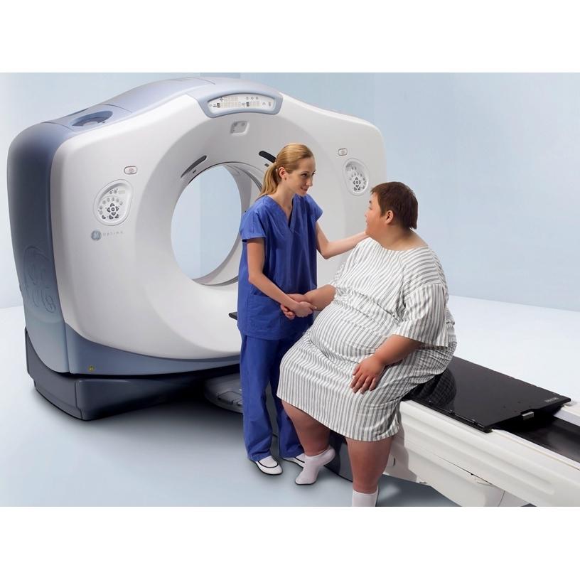 Компьютерный томограф Optima CT580 W (GE Healthcare)