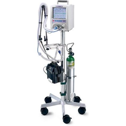 Аппарат искусcтвенной вентиляции легких, аппарат ИВЛ iVent 201 Versamed INC. (GE Healthcare)