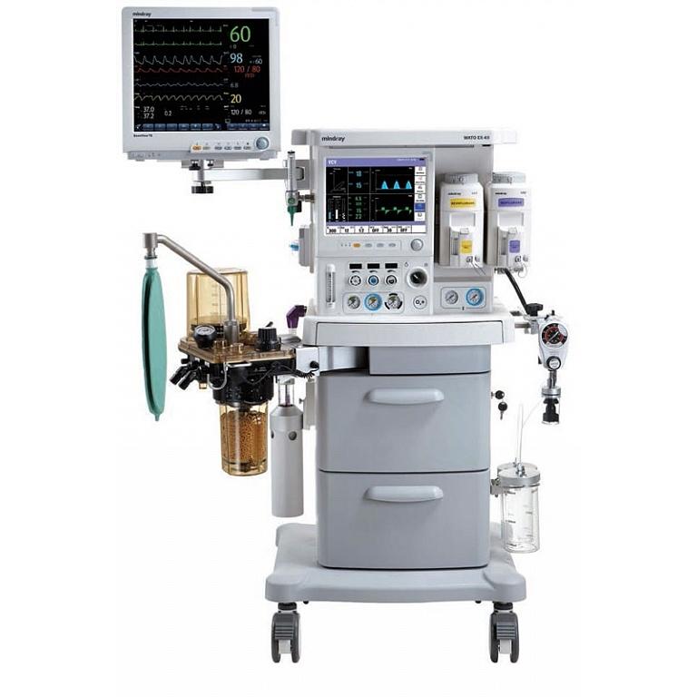 Наркозно-дыхательный аппарат WATO EX-65 (Mindray)