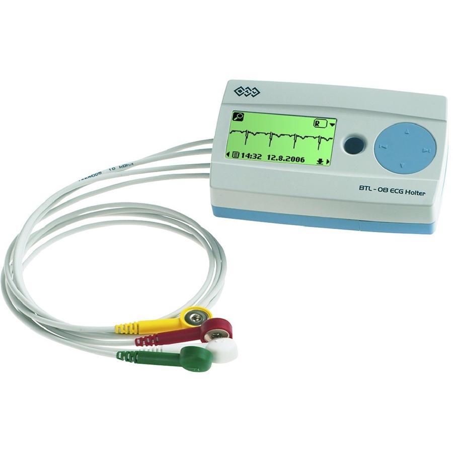 BTL-08 HOLTER H100 3-канальный регистратор (BTL)