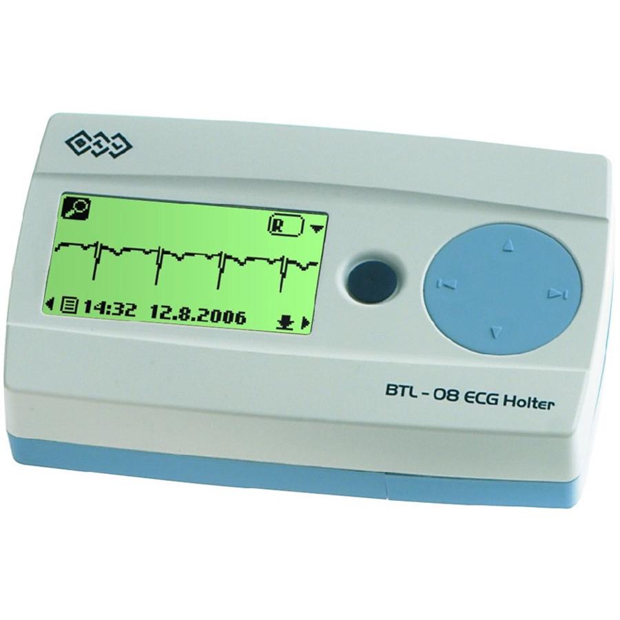 BTL-08 HOLTER H600 3/7/12-канальный холтеровский регистратор (BTL)
