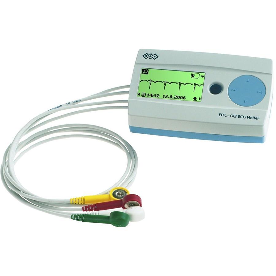 BTL CARDIOPOINT-HOLTER H100 система 3-канального мониторирования ЭКГ по Холтеру с базовым ПО (BTL)