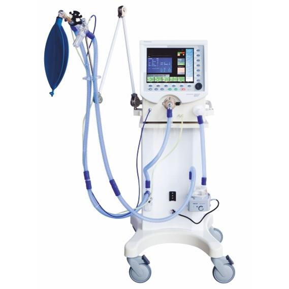"""Аппарат искусственной вентиляции легких, аппарат ИВЛ CHIRANA (ХИРАНА) """"Chirolog SV Basic +CO2"""" (Chirana)"""