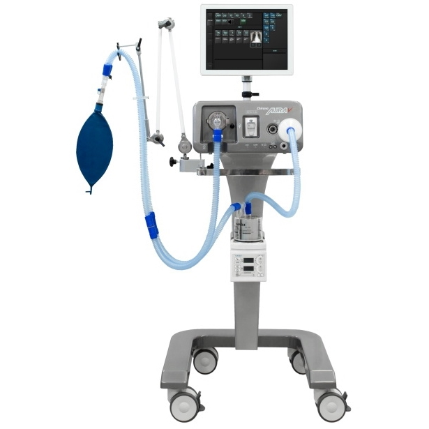 """Аппарат искусственной вентиляции легких, аппарат ИВЛ CHIRANA (ХИРАНА) """"Chirolog SV AURA Profi (Комплектация 2)"""" (Chirana)"""