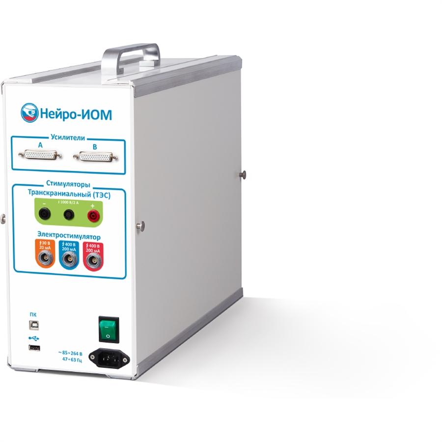 Система мониторинга Нейро-ИОМ (Нейрософт)