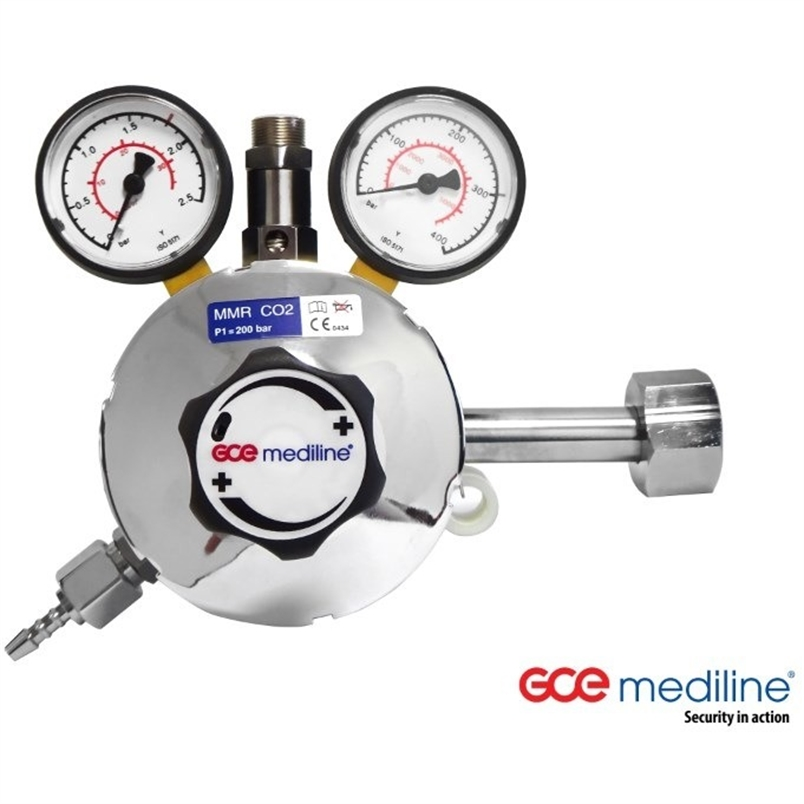 MULTISTAGE S2+, CO2, давление 1,5 бар, вход G 3/4, выход G 3/8