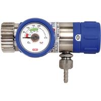 Баллонный регулятор давления с расходомером MEDISELECT II (GCE)