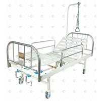 Кровать механическая Med-Mos F-8 (ММ-2004Н-02) (2 функции)