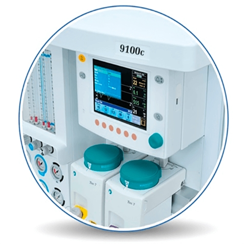 Наркозно - дыхательный аппарат DATEX OHMEDA 9100C NXT(GE Healthcare)