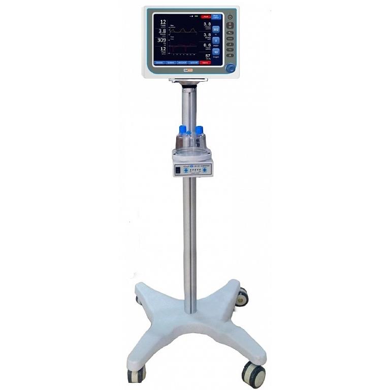 Аппарат искусственной вентиляции легких, аппарат ИВЛ Oxivent Oxi4Plus (OKUMAN Medikal Sistemler)