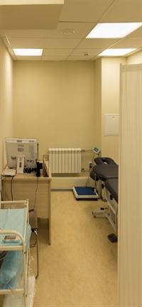 Кабинет мануального врача
